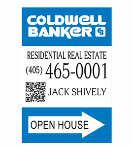 realtor signs demo